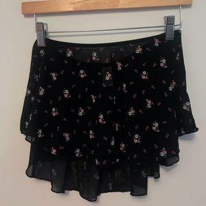 Wear Moi Other - SOLD!! Wear Moi Galene Floral Ballet Skirt